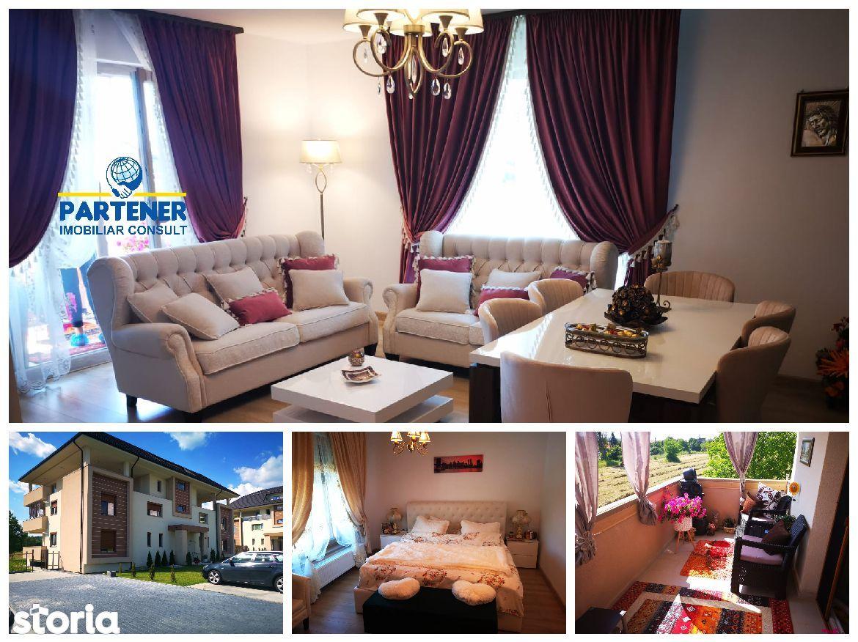 Apartament 3 camere de lux Stefanesti