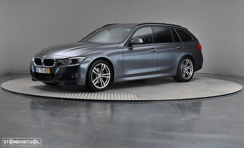 BMW 320 Touring d Pack M Auto - 1