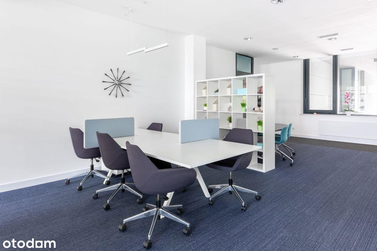 Przestrzeń coworkingowa-Regus Graffit House