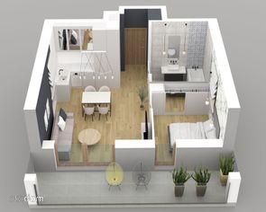 Mieszkanie nr 3, Budynek 1.4