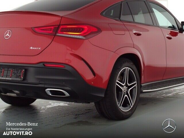 Mercedes-Benz GLE Coupe - 9