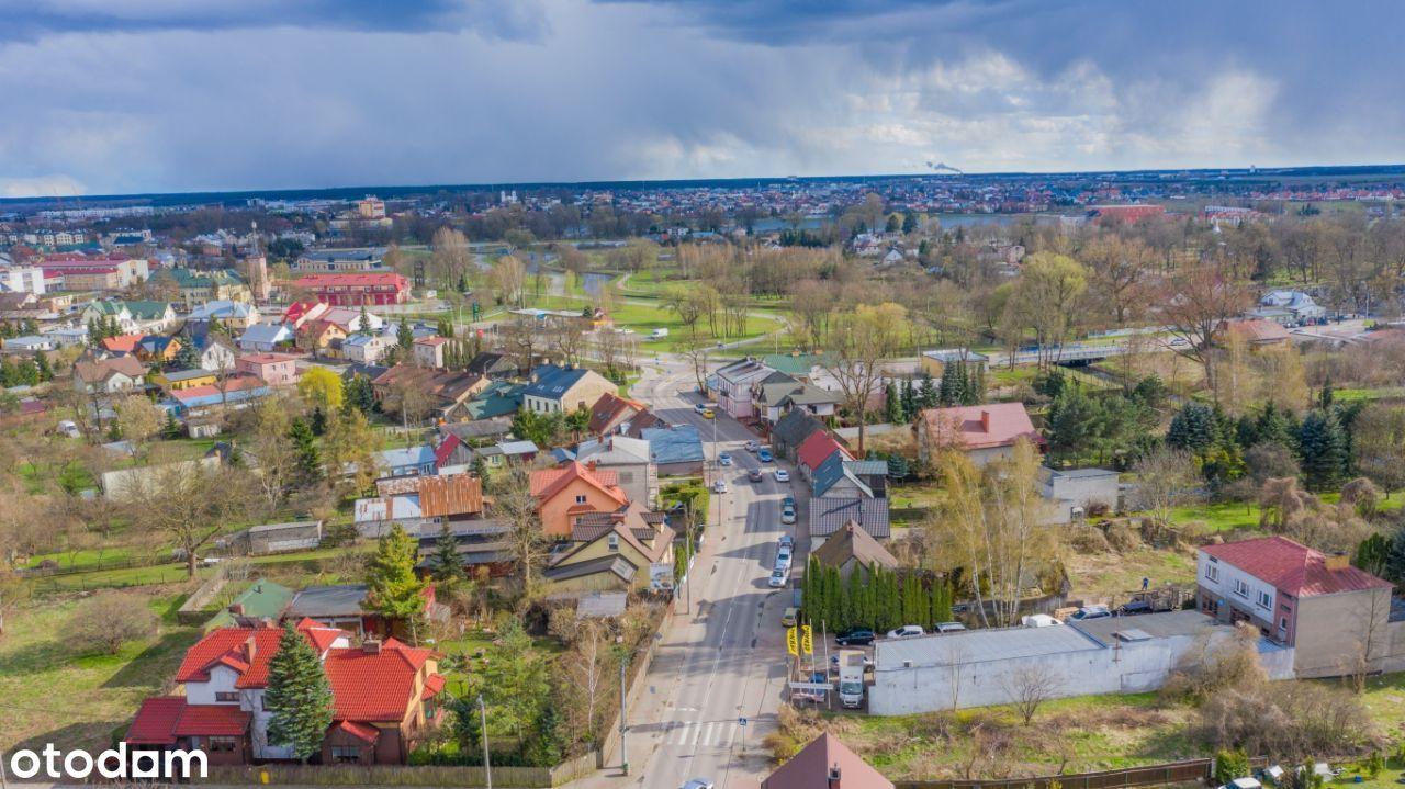 Działka budowlana w mieście 2250m2 Czarna Hańcza.