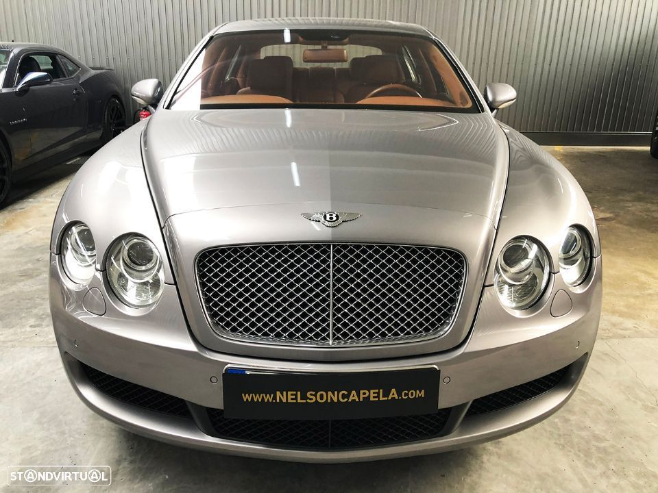 Bentley Continental Flying Spur 5 Lugares 6.0L W12 - 14