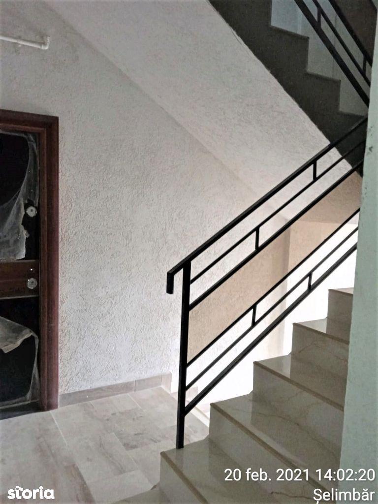Parter inalt - apartament 2 camere + terasa - Azure Residence!