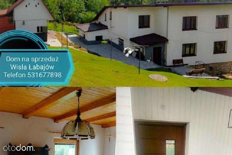 Dom w Wiśle 187m2, działka 2400m2, Dolina Łabajów