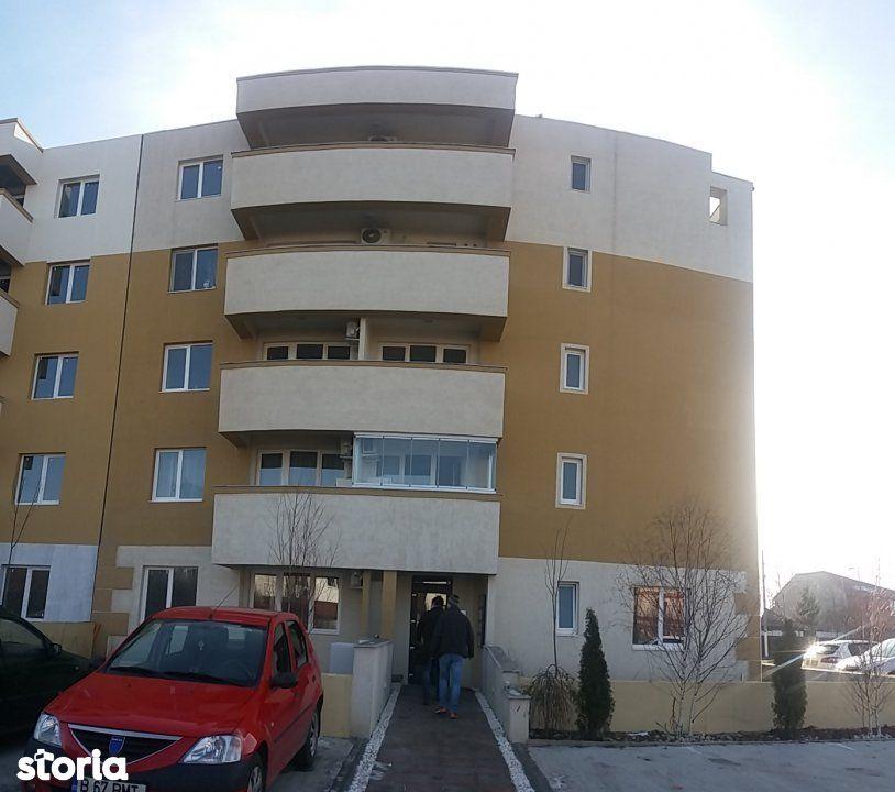Apartament cu 2 camere, in bloc cu 4 etaje