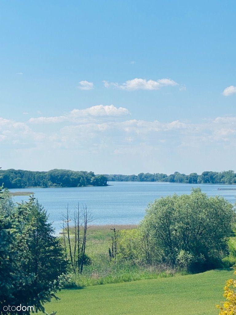 dom z widokiem na Jezioro Lusowskie