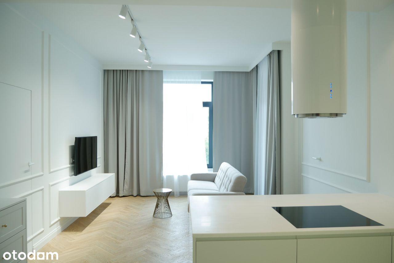 Elektrownia Powiśle / apartament glamour / 204