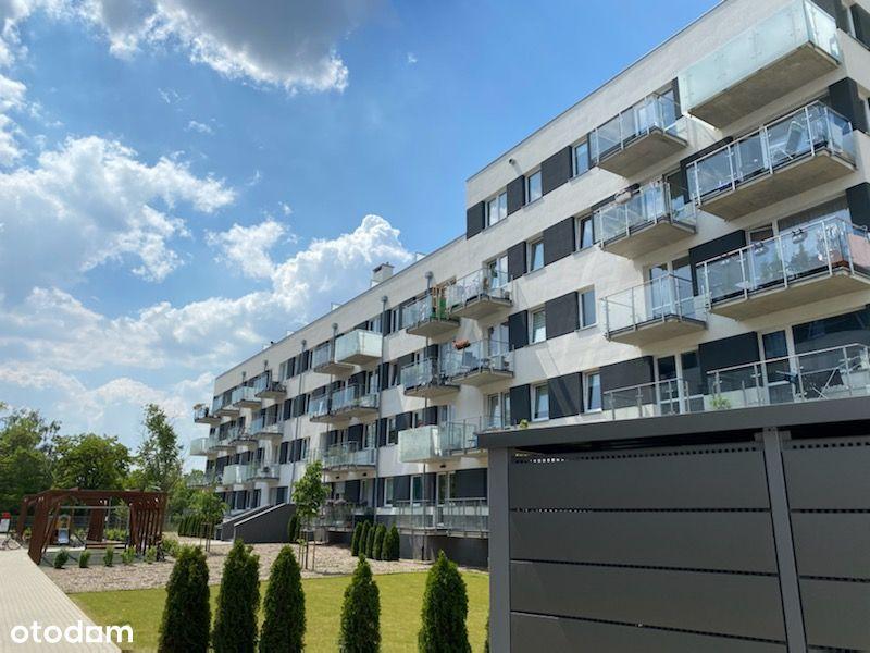 Mieszkanie 2-pokojowe, 40 m2, stan deweloperski