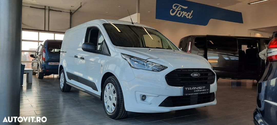 Ford NEW TRANSIT CONNECT VAN L2H1 - 11