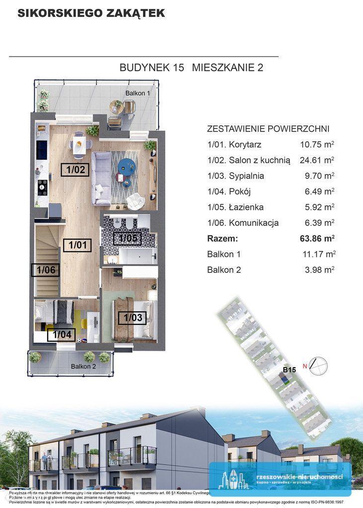 Najtańsze Mieszkania 3-pokojowe / Wrzesień 2021