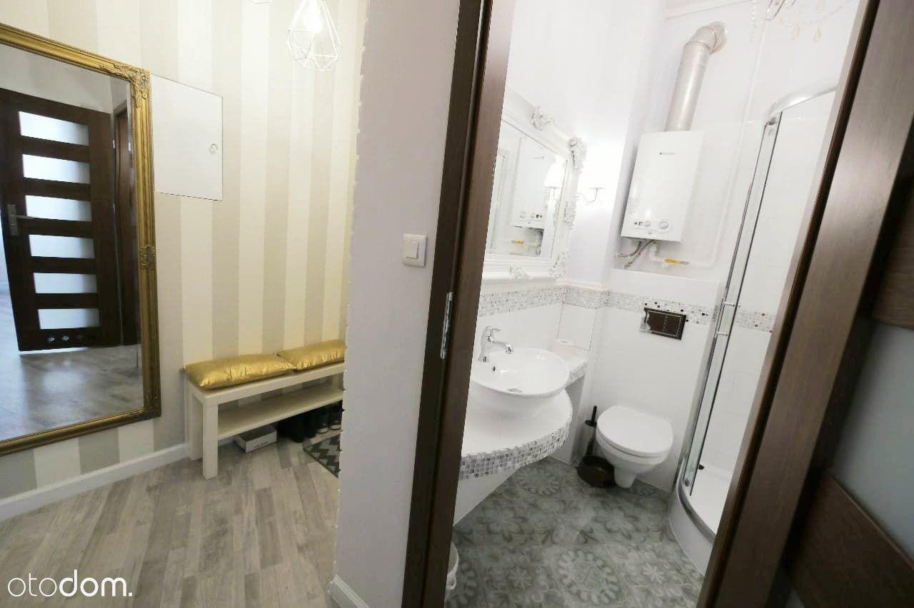 Piękne mieszkanie 59m2 Rynek Dzierżoniów 1p balkon