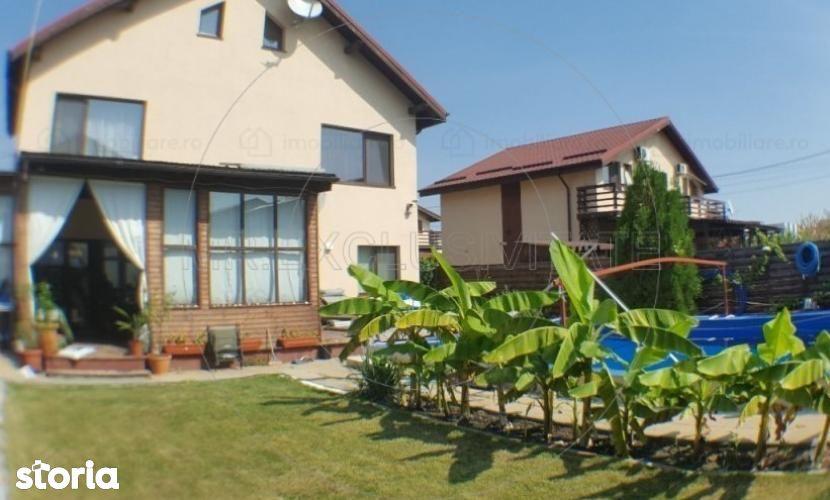 Vila cu piscina Tunari