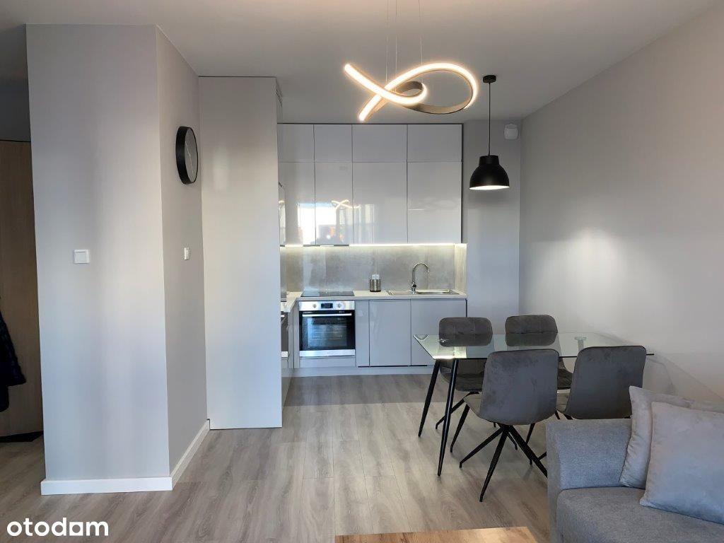 Nowe Mieszkanie 45m2+ balkon parking Gdańsk Zaspa