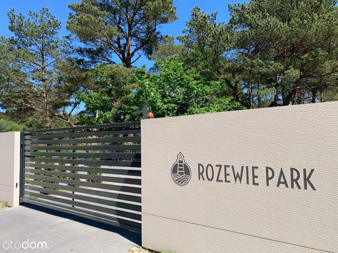 Apartament Jastrzębia Góra ROZEWIE PARK