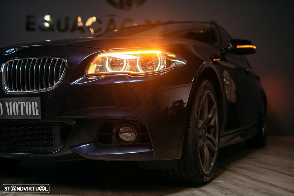 BMW 535 d Touring XDrive Pack M Auto - 24