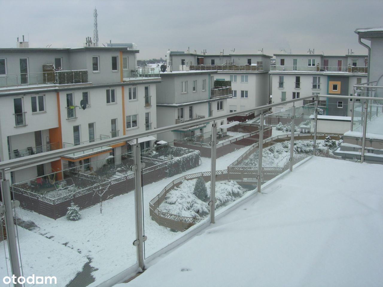 4pok 3 łazienki 2 tarasy balkon osiedle cynamonowe