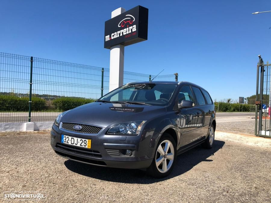 Ford Focus SW 1.6 TDCi S - 1