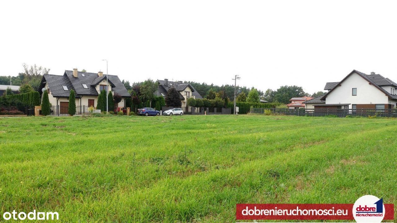 Działka 1275 m2, Mpzp, Niwy wśród nowych domów