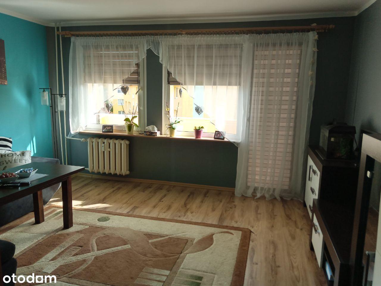 Mieszkanie 3 - pokojowe 62,55 m