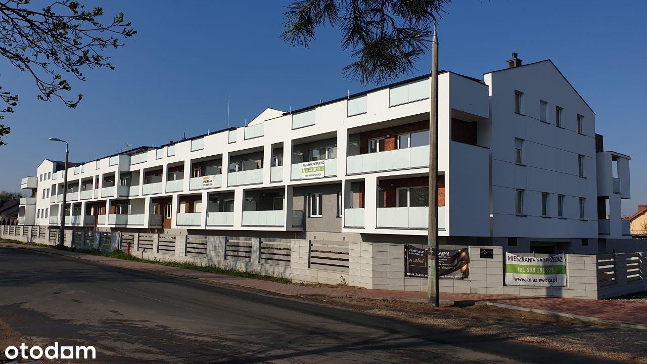 Mieszkanie Kniaziewicza 42 A12 z komórką lok.