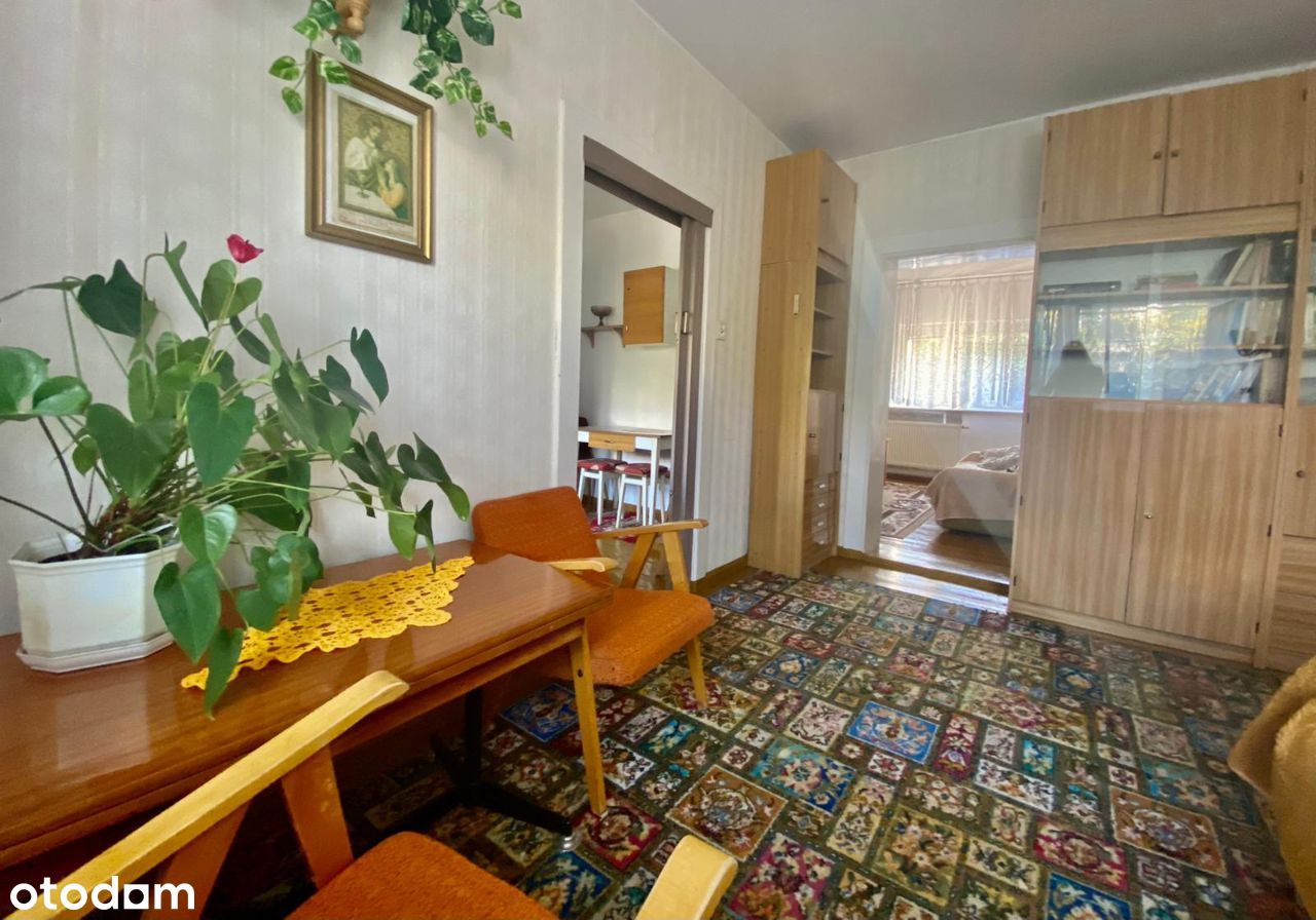 Własnościowe mieszkanie 2 pokojowe - REZERWACJA