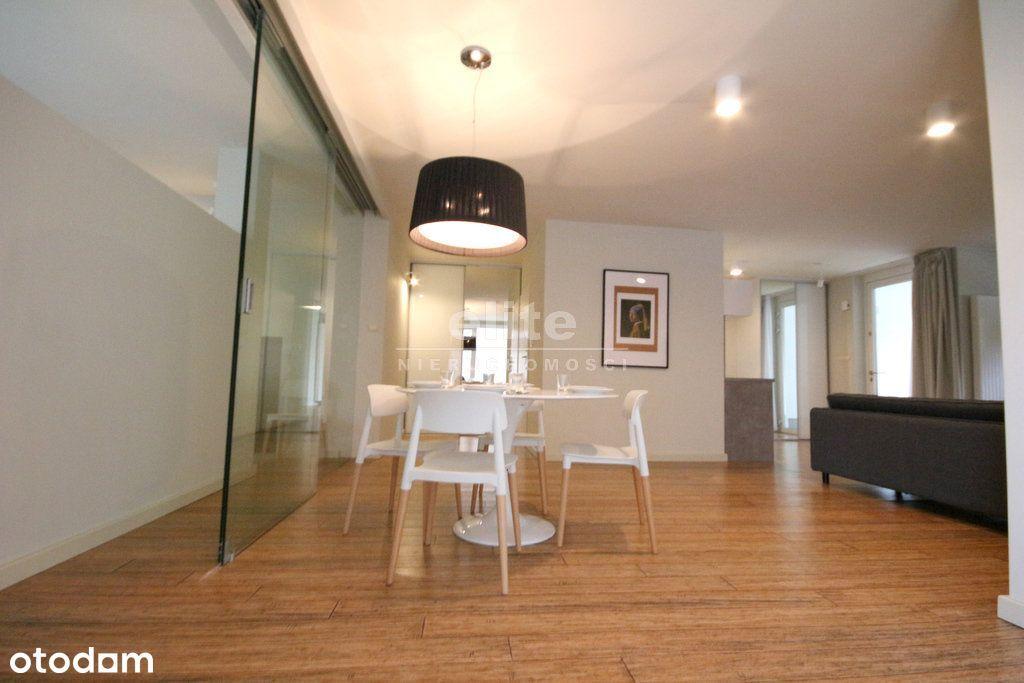 Apartament 66m2+10,48m taras basen zew. i wew.