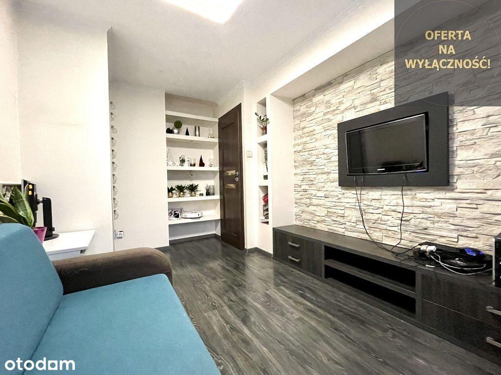 Mieszkanie 2 pokojowe, osobna kuchnia, 46m2