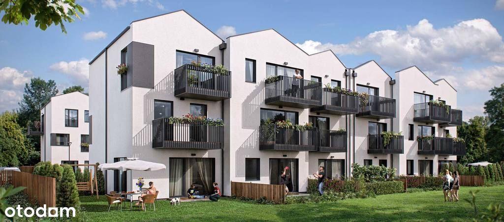 Mieszkanie 45,48m2, 2 pokoje, Poznań