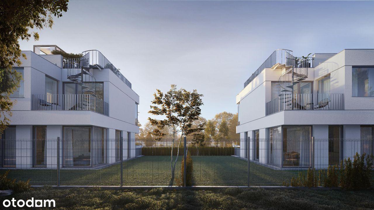 Nowa Inwestycja 3 pok. mieszkania z ogrodem 130 m2