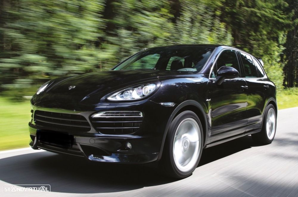 Porsche Cayenne II Full Options and Full Leather - 14