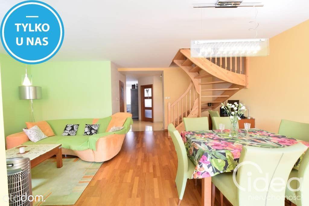 Dwupoziomowe mieszkanie 91,33 m2 na Gumieńcach