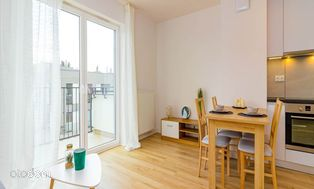 Wodna 23A praktyczne mieszkanie na wynajem 1C5.106