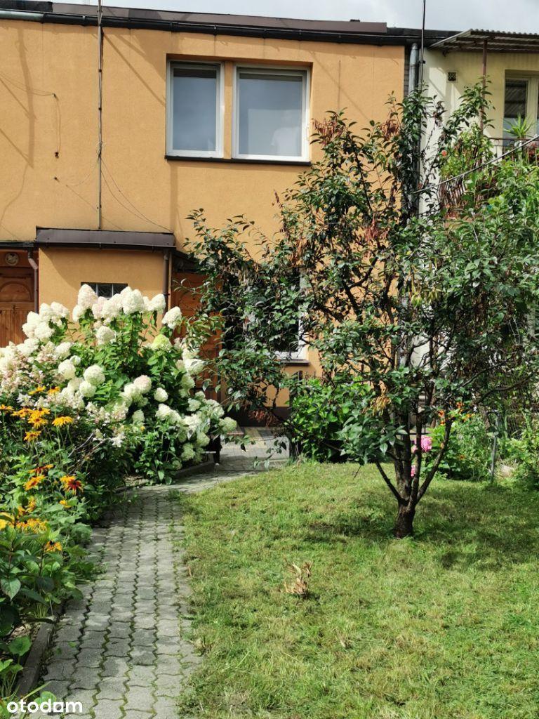 Mieszkanie bezczynszowe z ogródkiem
