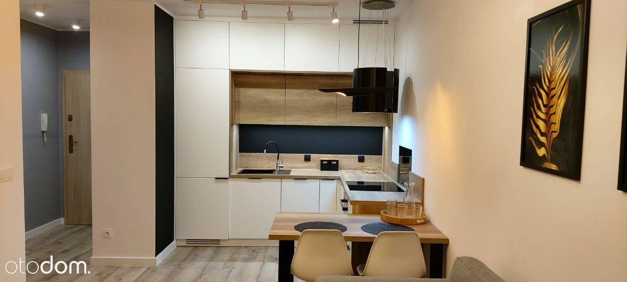 Mieszkanie 2 pokoje, wykończone Olimpia Port