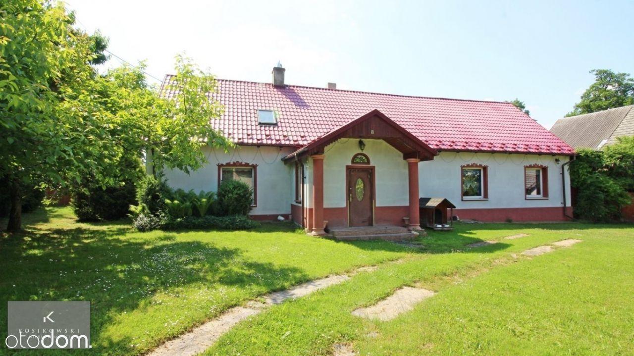 Na sprzedaż dom ok. 130m2 w Woskowicach Małych