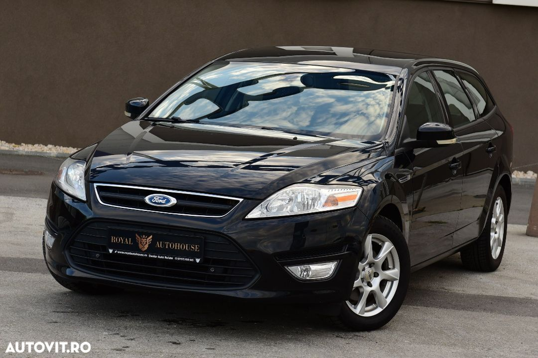 Ford Mondeo MK4 - 23