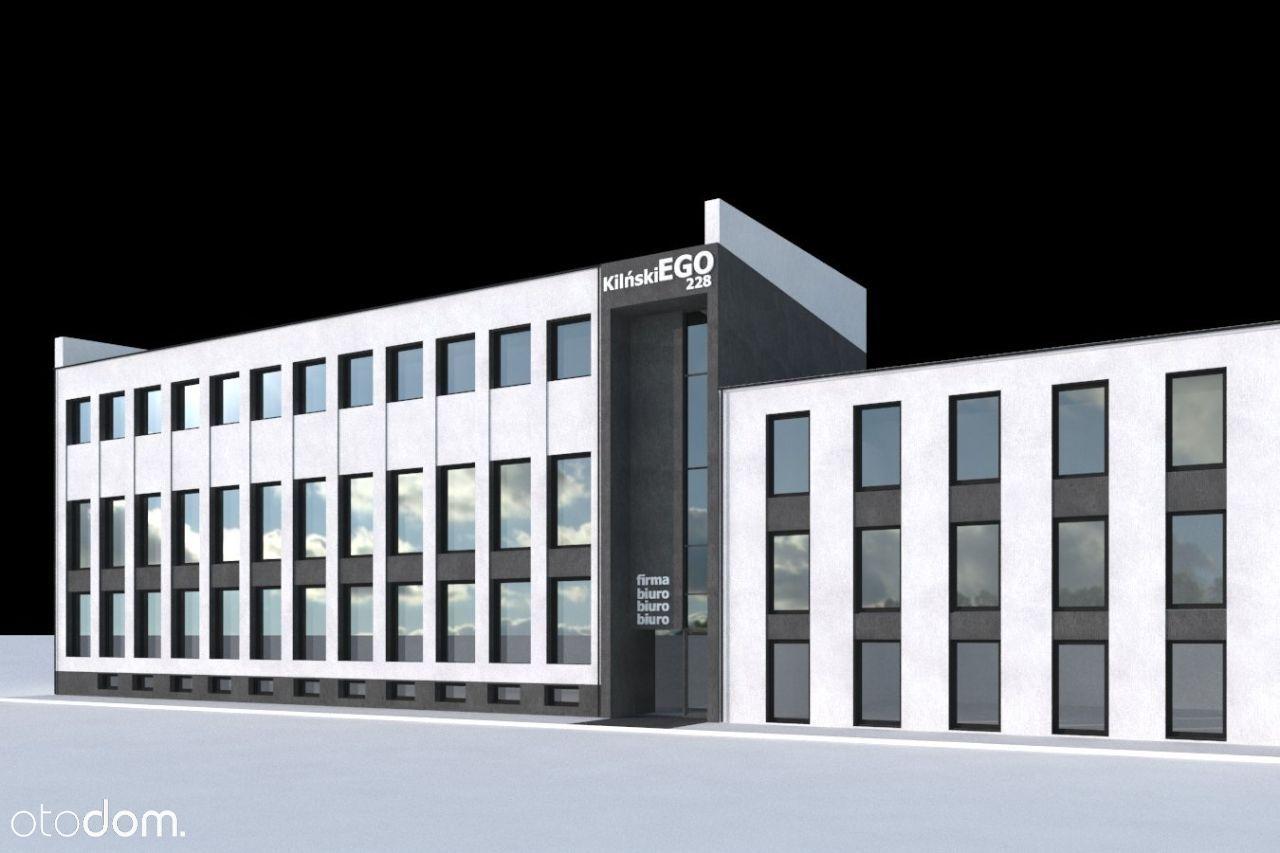 Nowe biura parking gratis 130-260m² Kilińskiego228