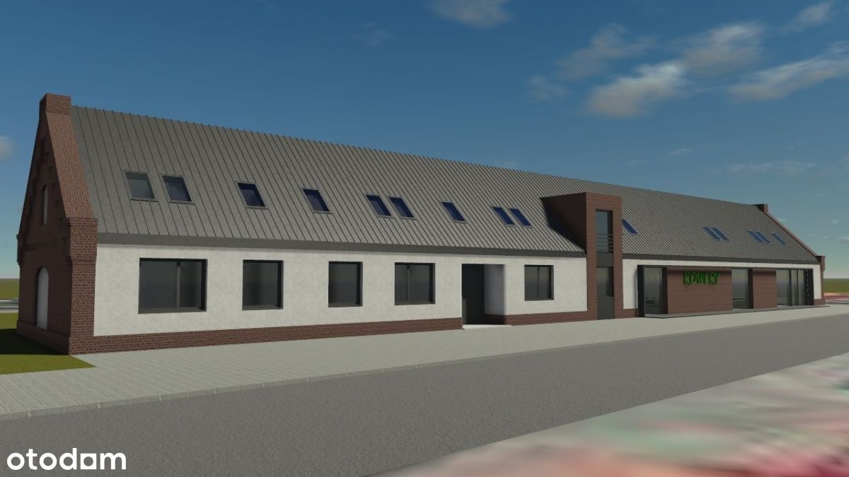 Lokal użytkowy, 1 000 m², Białogard