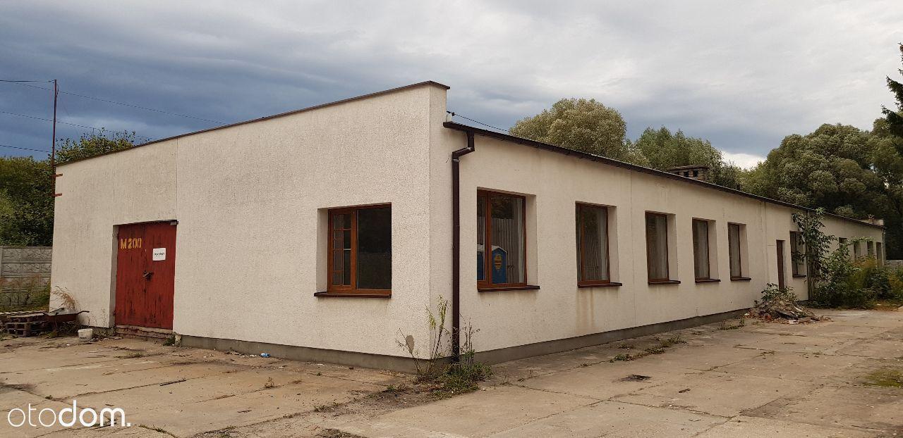 Budynek na produkcja / magazyn / hurtownia 400 m2