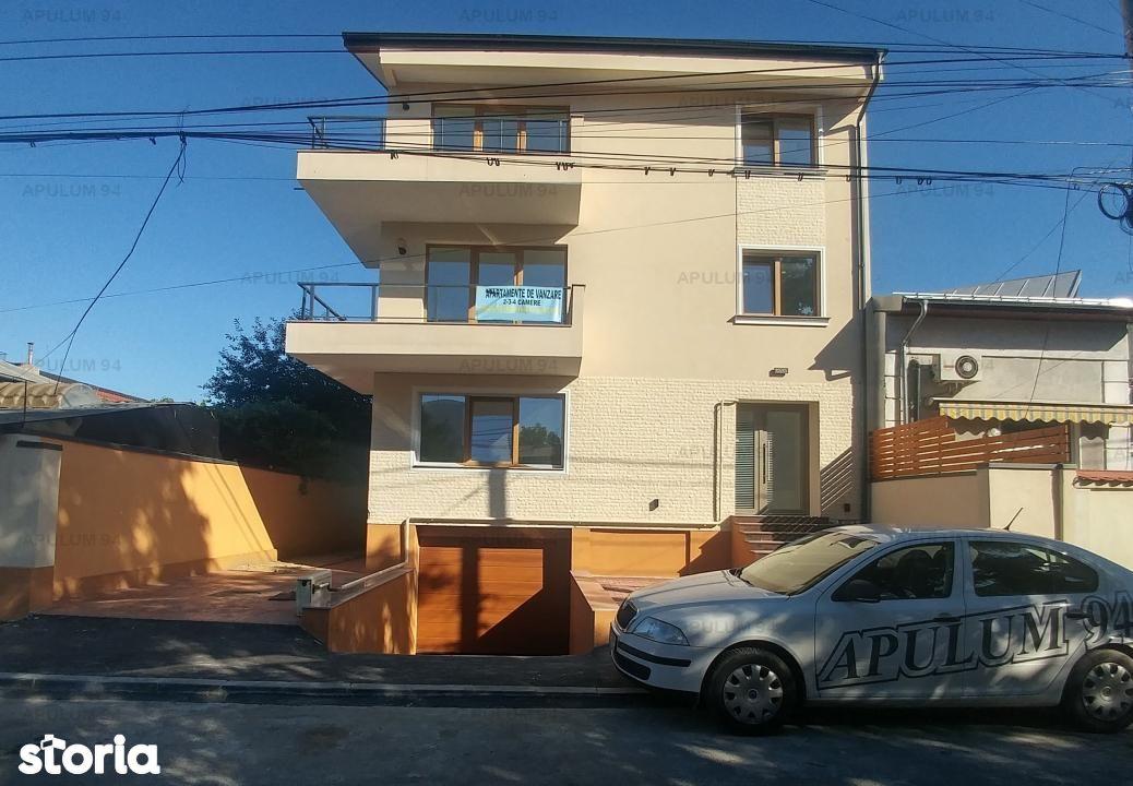 Apartament cu 3 camere   BLOC NOU   Zona Parcul Izbiceni - D