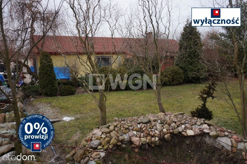 Dom, 400 m², Ogrodnica