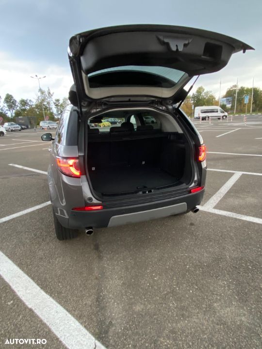 Land Rover Discovery Sport 2.0 - 18
