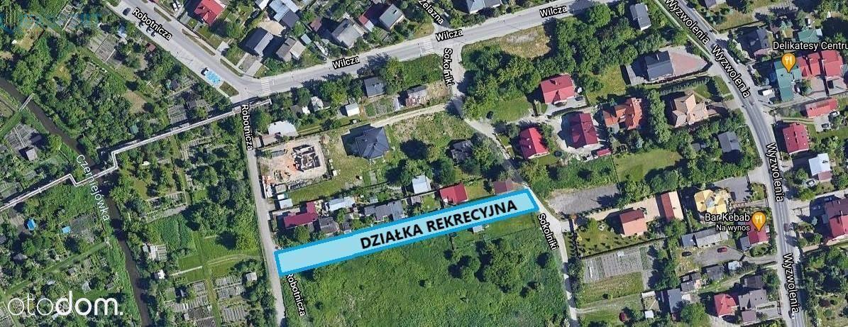 Tania działka rekreacyjna inwestycyjna w Lublinie