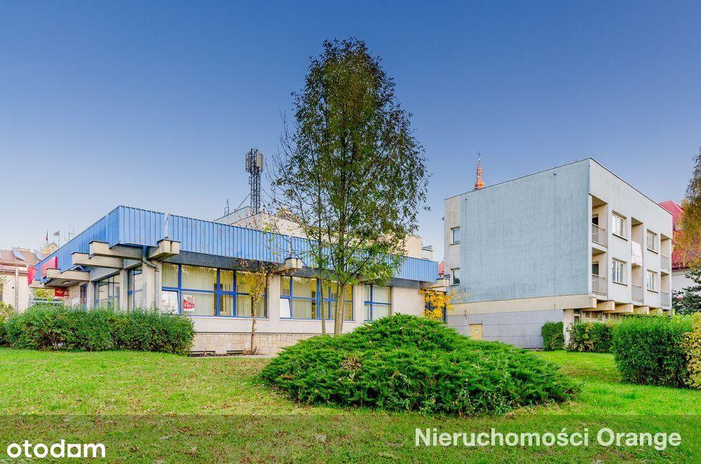 Lokal użytkowy, 2 627 m², Limanowa