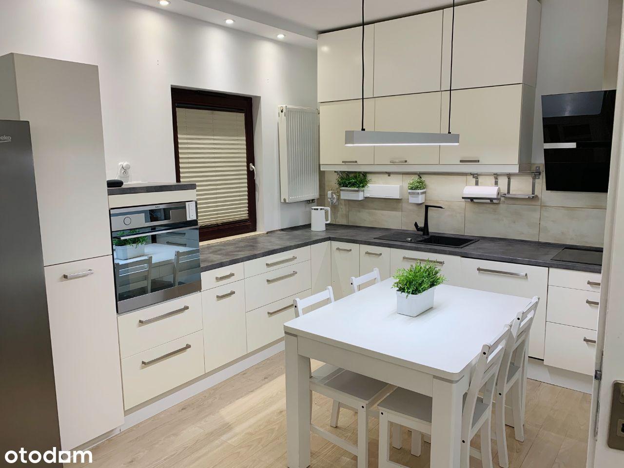 Mieszkanie 50m2 +17m2 taras +2 msc. park + komórka