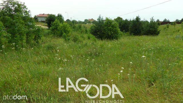 Atrakcyjna działka w Ośnie Lub.- niedaleko jeziora