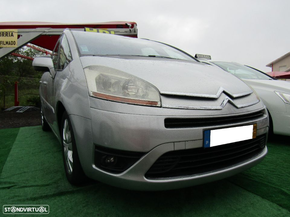 Citroën C4 Grand Picasso 1.6 HDi Exclusive CMP6 - 16