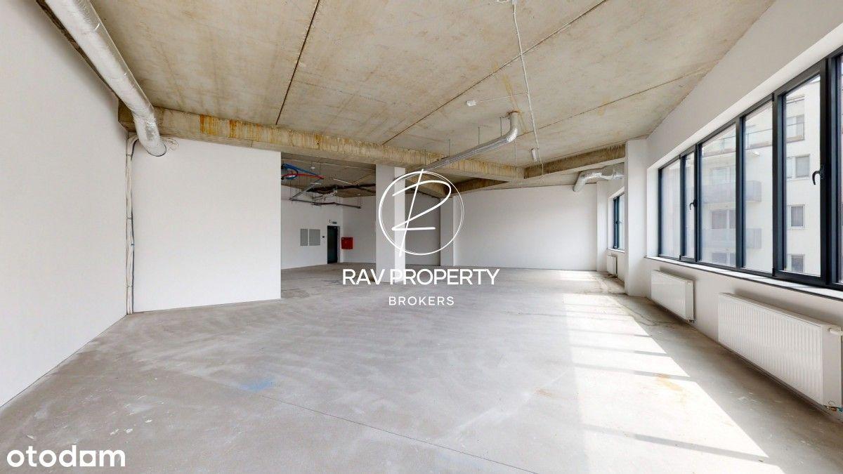 Lokal usługowo-biurowy 182 m2! Login City od zaraz