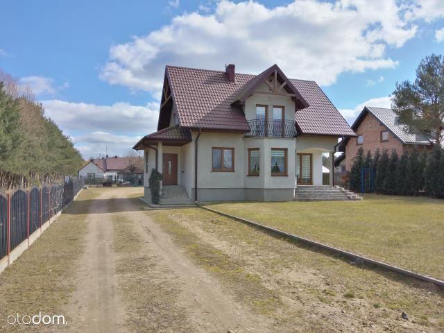 Dom pod Płońskiem w dobrej lokalizacji